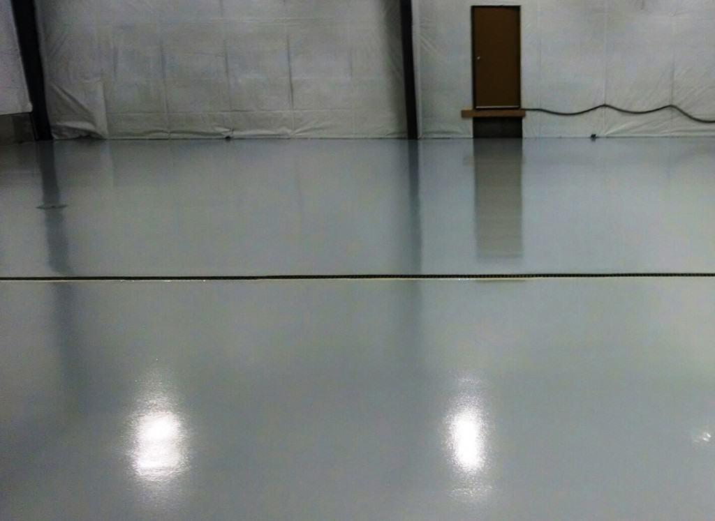 R alisations b ton surface plancher garage for Recouvrement de plancher exterieur