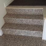 Revêtement d'escaliers Béton Surface Estrie