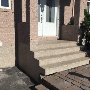 Revêtement d'escaliers