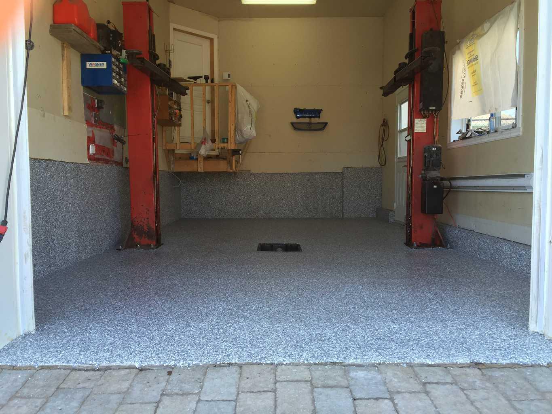 top quality garage flooring beton surface qu bec. Black Bedroom Furniture Sets. Home Design Ideas