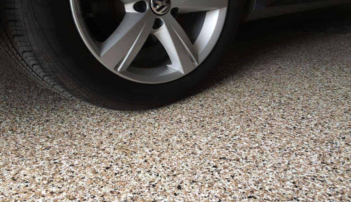 Expert en rev tement de sols b ton surface mont r gie - Garage et surface de plancher ...