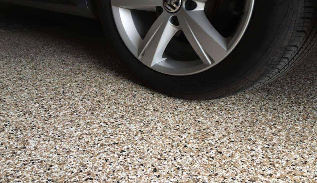 Expert en rev tement de sols b ton surface qu bec - Garage et surface de plancher ...