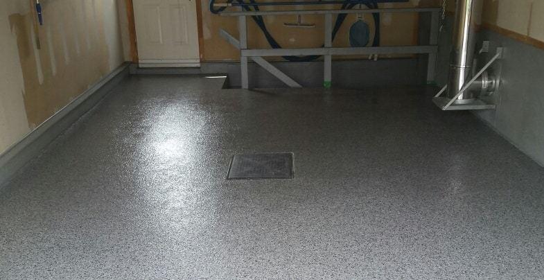 Plancher de garage magog b ton surface estrie - Garage et surface de plancher ...