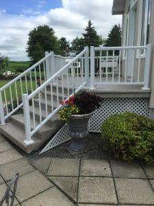rev tement de balcon durable et esth tique b ton surface. Black Bedroom Furniture Sets. Home Design Ideas