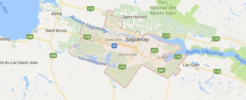 plancher de garage au Saguenay