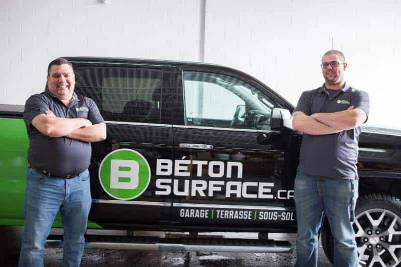 Béton Surface St-Jérôme