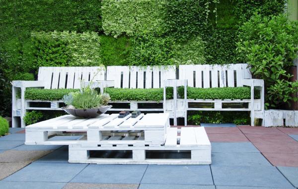 5 Idées Pour L'Aménagement De Votre Terrasse - Béton Surface