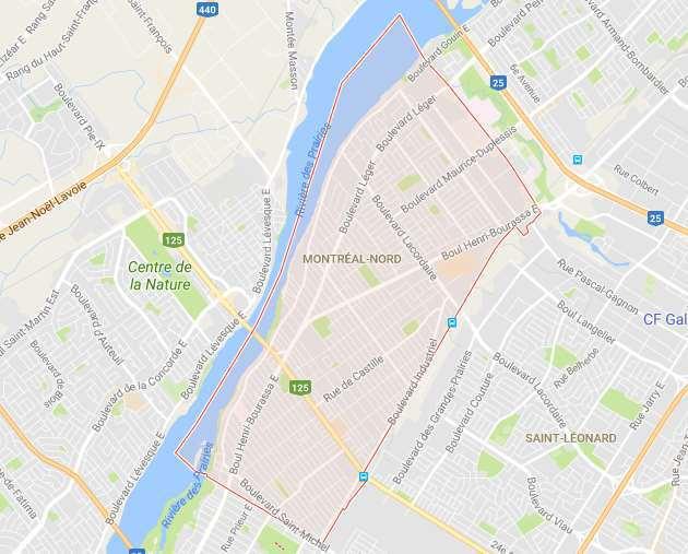 Plancher de cuisine Montréal-Nord