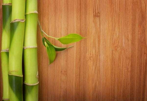 plancher bambou époxy
