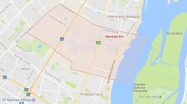 Plancher de sous-sol Montréal-Est
