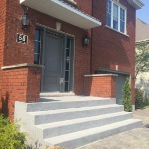 revêtement-escaliers-Gravel