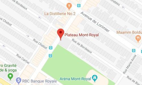 revêtement plancher Mont-Royal