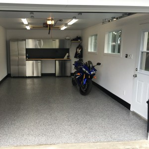 zone revetement plancher garage nightfall