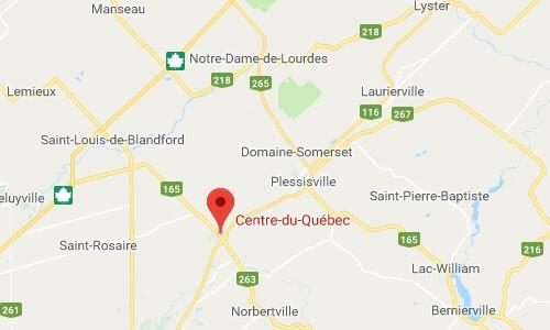 Plancher de garage Centre-du-Québec