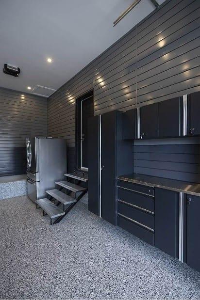 Beton Surface Bas St-Laurent Plancher de Garage